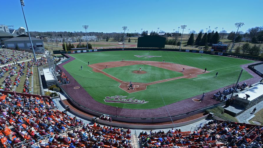 Virginia Tech Baseball Perez Lifts Hokies Over Hoos 6 5