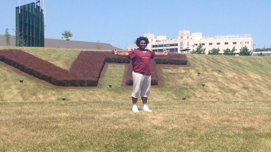 Report Virginia Tech Football Signee Eric Whitehead To Enroll At Nassau Community College The