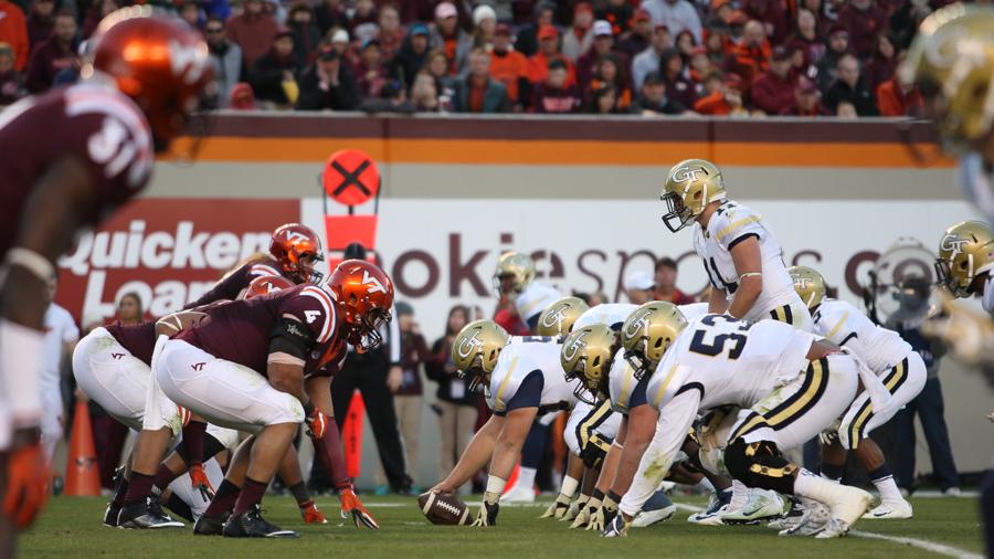 09c0e5cbf Tech Tidbits: Sizing Up Virginia Tech's Chance to Beat the Jackets ...