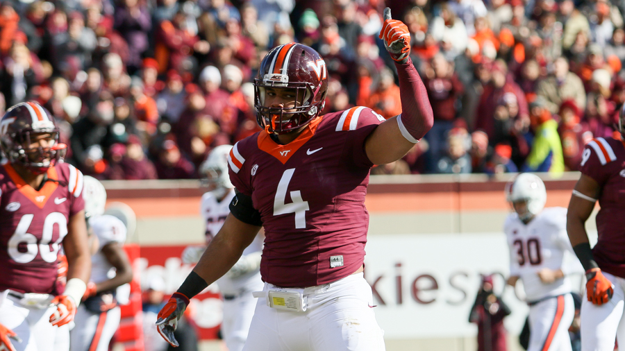 Hokies focused after locking up Coastal