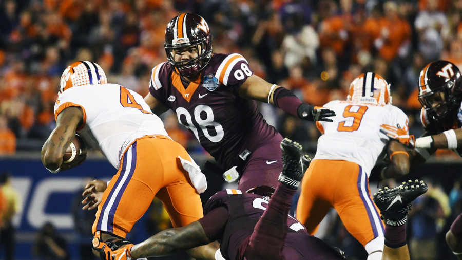 Hokies\' Second Half Adjustments Almost Overcome Clemson | The Key Play