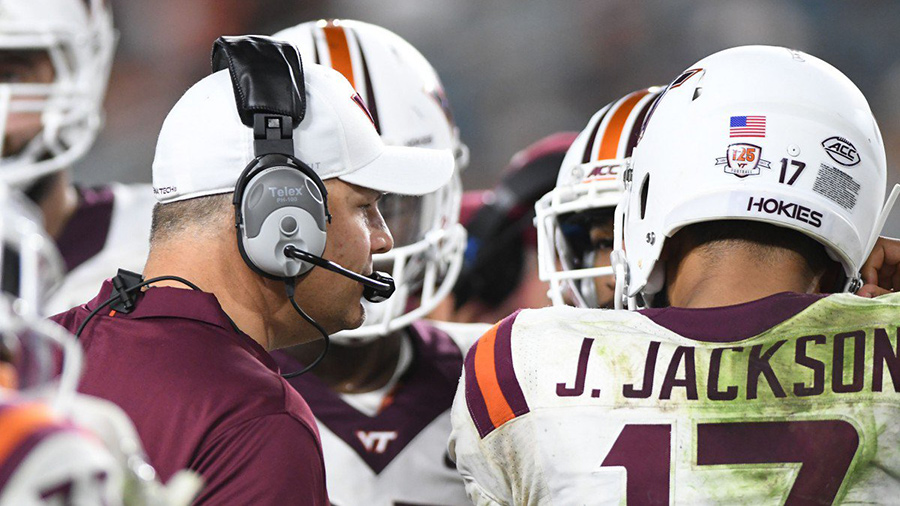 Speed and discipline at the forefront for Hokies