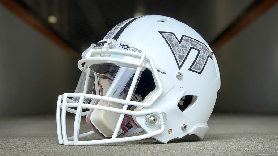 brand new 8ff29 19e47 Hokies to Debut Icy Hokie Stone Lids Against Delaware   The ...