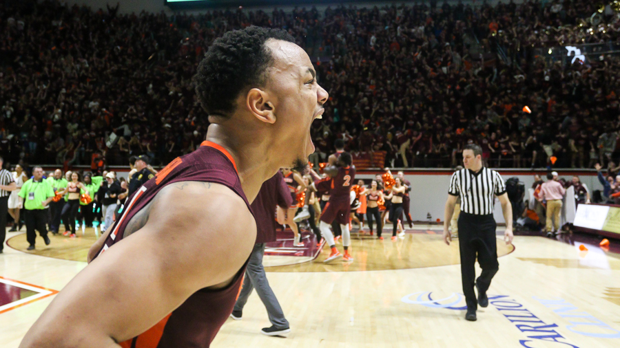 46c4905f Cassell Comes Alive Behind 64-63 Virginia Tech Upset of Duke | The ...