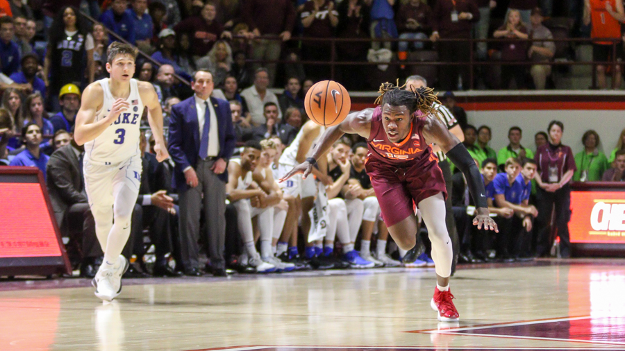 Virginia Tech knocks off No. 5 Duke