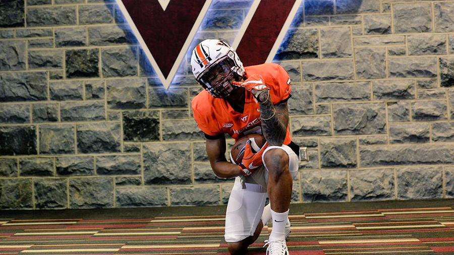 Virginia Tech Football Recruiting Jeremy Webb Commits To The Hokies