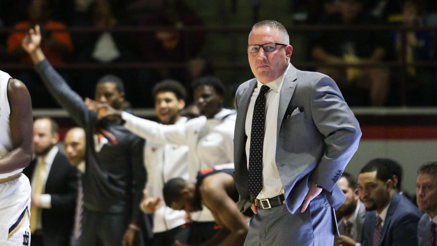 big sale 5d600 ef7b5 Half of the news cycle is behind the Hokies, Virginia Tech men s basketball  coach set to depart.