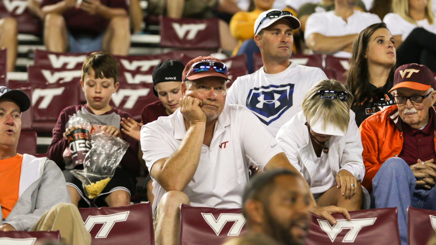 Virginia Tech Vs Miami Game Time Tv Info And Open Thread The Key Play
