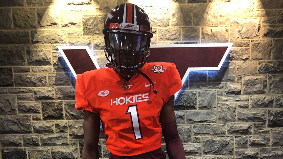 Virginia Tech Football Recruiting Jaden Payoute Commits To The