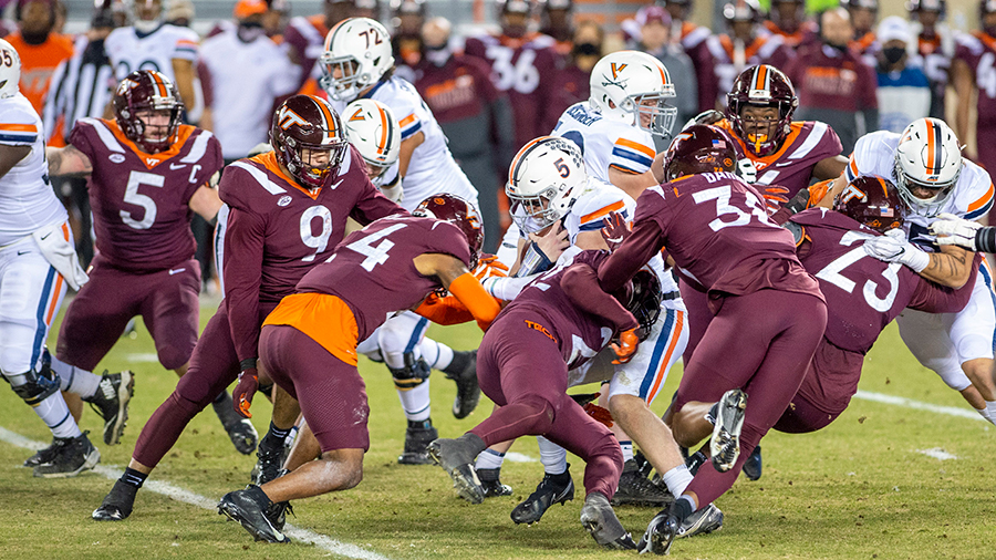 Virginia Tech bowl streak will end at 27 in a row