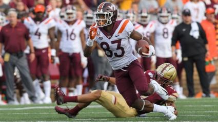 Virginia Tech Football | The Key Play